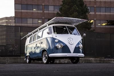 Video: A Fully Solar-powered-electric Volkswagen Bus!!
