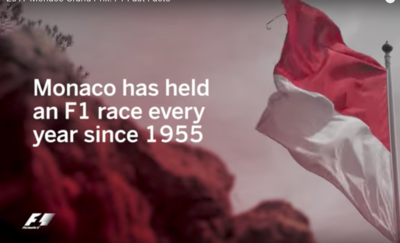 Video: Monaco Gp - A Short History