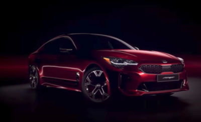 Video: 2018 Kia Stinger - Interior Exterior And Drive
