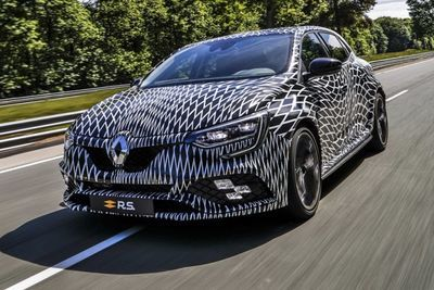 Renault Confirms A Dual-clutch For New M`gane Rs