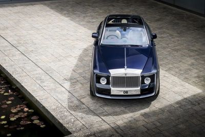 Video: The New Rolls-royce Could Be The Most Expensive Car...ever!!