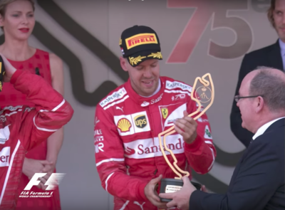 Video: Vettel Wins The 2017 Monaco Grand Prix