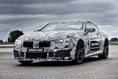 Video: Days After The 8-series Concept Bmw Confirms A New Bmw M8!
