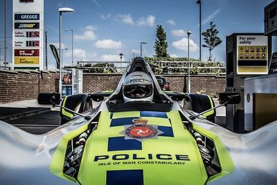 The Bac Mono Police Car Unveiled