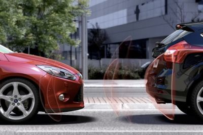 Self-braking Car Systems Should Be Standard