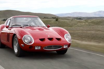 Video: Handmade Ferrari 250 Gto... It Is So Beautiful!!