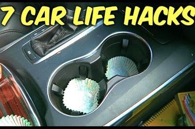 Video: 7 Car Life Hacks!