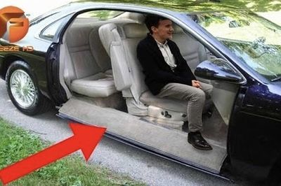 Video: 12 Most Insane Car Door Designs You'll Ever See!