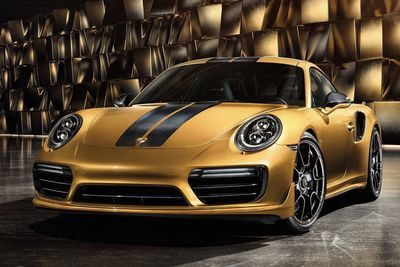 2018 Porsche 911 Turbo S Exclusive Series Is Out Of This World!