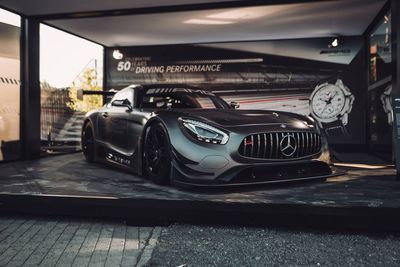 Mercedes Amg Gt3 Limited Edition Is Highly Exclusive!