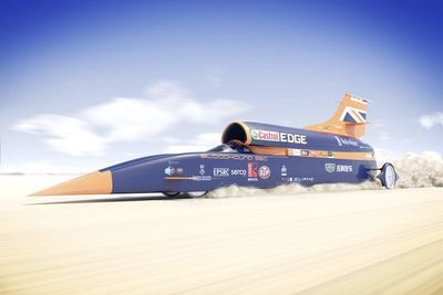 The Bloodhound Project Is Set To Run In October