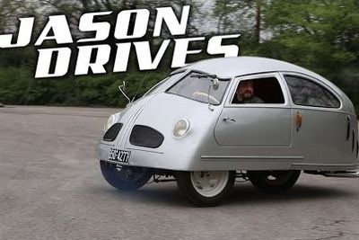 Video: Jason Drives - Driving The Worst Car In The World!