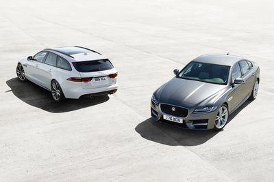 Behold The New Jaguar Xf Sportbrake