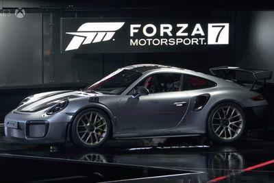 Video: Forza Motorsport 7 Reveals The New Porsche 911 Gt2 Rs!