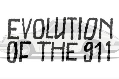 Video: The Evolution Of The Porsche 911