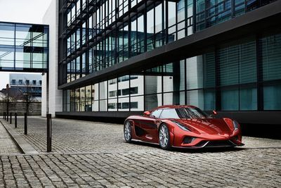 Koenigsegg's Sold All 80 Regera's They Will Ever Make!