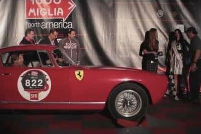 Video: Ferrari 250 Fail: It Literally Sweeps People Off Their Feet!