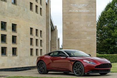 Aston Martin Reveals One-off Db11 Henley Royal Regatta