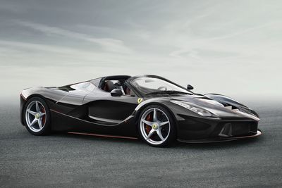Ferrari Denies David Lee A Laferrari Aperta!!