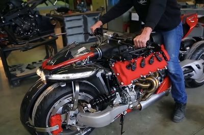 Video: The Lazareth Lm847 Has Four Wheels And A Maserati V8 Engine!!