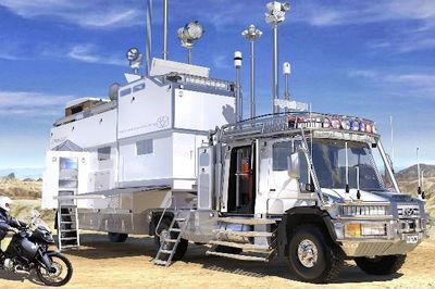 Video: The Kiravan Is Probably The Most Insane Truck Ever!!