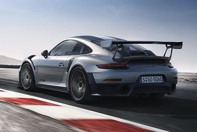 The Latest Porsche 911 Gt2 Rs Is The Most Powerful 911 To Date!