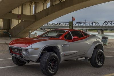 Video: Local Motors' Rally Fighter Is A Crowdsourced Suv!
