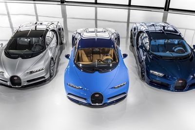 Video: How The Dream Car, Bugatti Chiron Is Made.