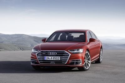 Audi's New A8 And A8 L Is The Future Of Luxury Cars!
