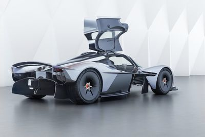 Yes! This Aston Martin Valkyrie Is Street Legal!