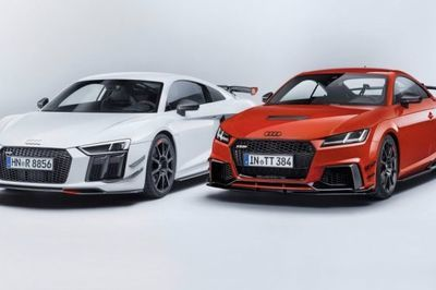 Audi Reveals Performance Parts For R8 And Tt!