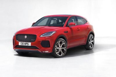 Video: The New Jaguar E-pace Does A Barrel Roll As Its Debut!