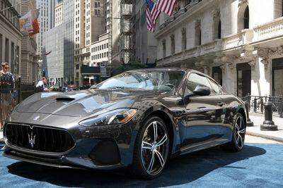 New Maserati Granturismo Is Coming...