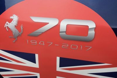 Ferrari Celebrates 70th Anniversary In London