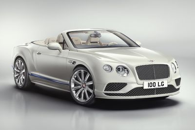 The Bentley Continental Gt Is Inspired By Luxury Yachts!