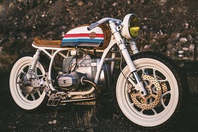 Video: The Skyway Bmw R80 Is A Dream Come True For The Bike-junkies!