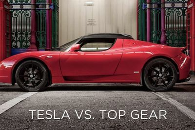 Video: Elon Musk's Fight With Jeremy Clarkson After Tesla Vs. Top Gear War!