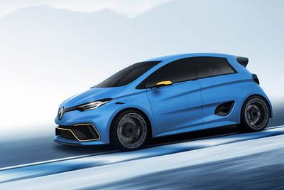 Video: Introducing The Renault Zoe E-sport Concept