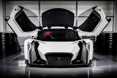 Video: Introducing The Vanda Dendrobium Electric Supercar!