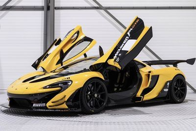 This Is The Perfect Toy For The Tracks, Introducing The Mclaren P1 Gtr!
