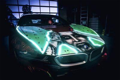 Video: One Badass Supercar For Badass Super-villains