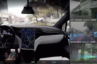 Video: Tesla Wants To Test Autonomous Trucks Without Drivers