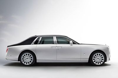 The Incredible Rolls-royce Phantom Vlll Is Here!