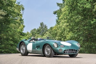 This Aston Martin Dbr1 Is The Most Expensive British Car