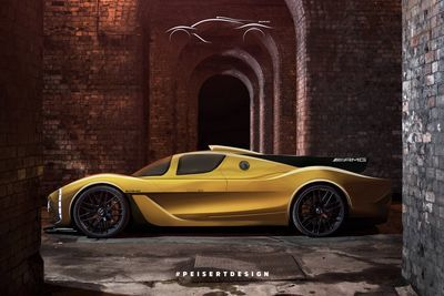 Mercedes Benz Brings A New Amg Concept-project To Frankfurt!