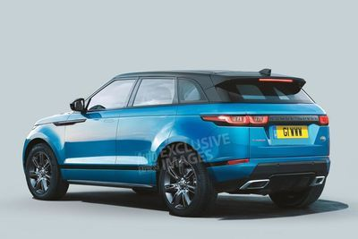 The New 2019 Range Rover Evoque Will Get Some Velar Style!