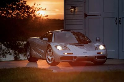 Video: U.s. Mclaren F1 Sells For A Staggering $15.62 Million!