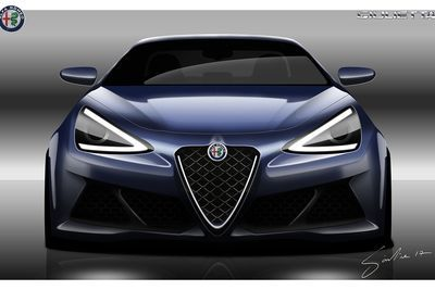 A New Alfa Romeo Giulietta, But Would This Design Work?