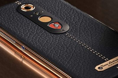 Video: Lamborghini Launches A Smartphone!