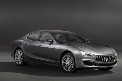 The Maserati Ghibli Receives A Facelift And Granlusso Badging!